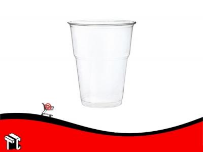 Vaso Plástico 1000 Cm3 Traslúcido × 50 Unidades