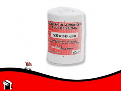 Bolsa De Arranque Alta Densidad 20x30 (1500g) X Ud.