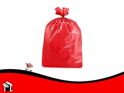 Bolsa De Consorcio 60x90 Roja X Unidad