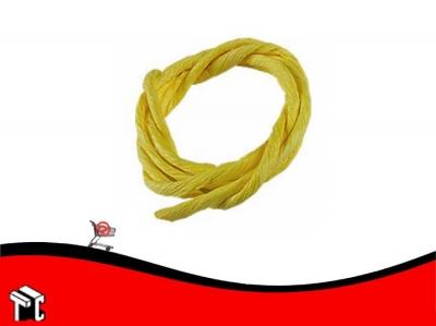 Cinta Papel Retorcida 7 Cm. X 10 M. Amarillo