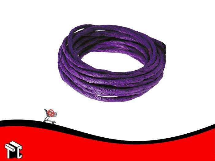 Cinta Papel Retorcida 7cm X 10 M Violeta
