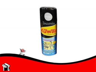 Esmalte Sintético Kuwait Plata X 240cc