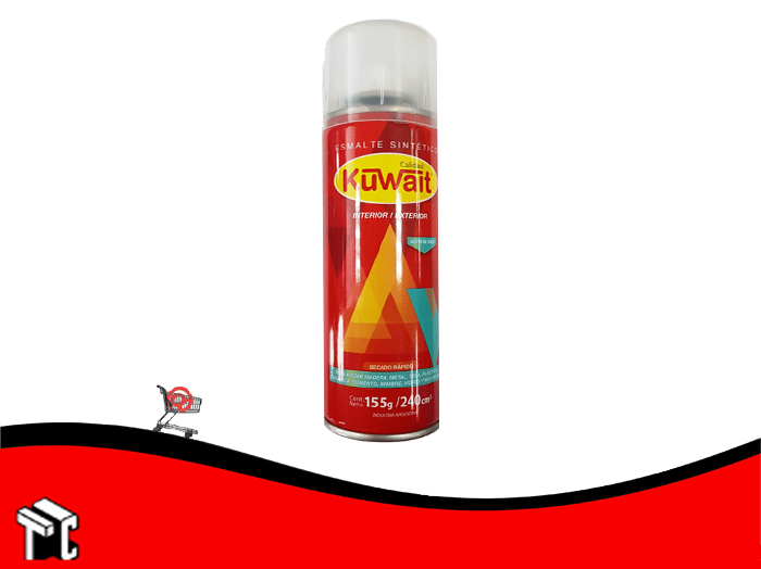 Esmalte Sintetico Kuwait Amarillo X 240cc