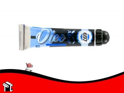 Oleo Alba Azul Ceruelo Imitación 697 X 18 Ml