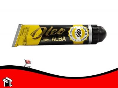 Oleo Alba Amarillo Cadmio Imitación 696 X 60 Ml