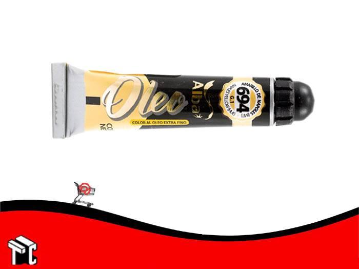 Oleo Alba Amarillo Napoles Imitación 694 X 60 Ml