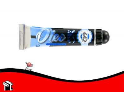 Oleo Alba Azul Ceruelo 642 X 60 Ml