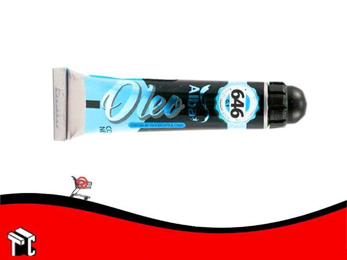 Oleo Alba Azul Prusia 646 X 18 Ml