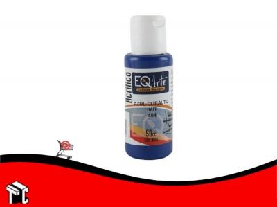 Acrílico Eq Arte Azul Cobalto Imit × 50 Cc.