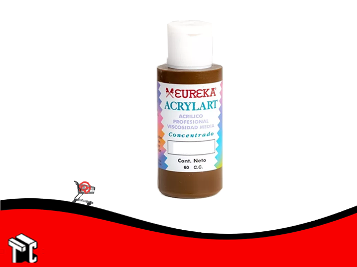 Pintura Decorativa Acrylart X60 Ml Bronce 67