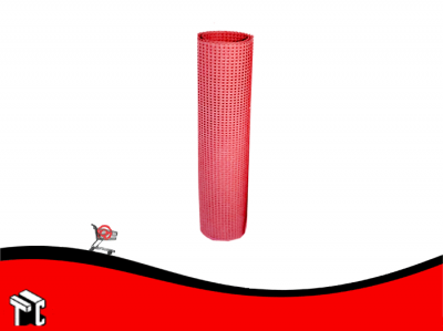 Panamina 30x100 Cm Rojo