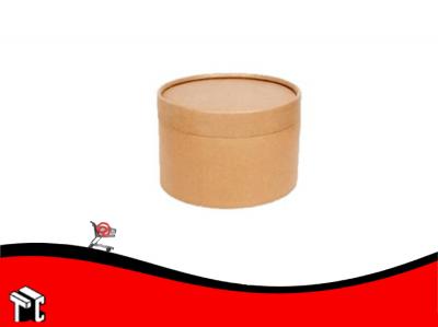 Tarro De Carton Alhajero Chico 5.5 X 9 Cm