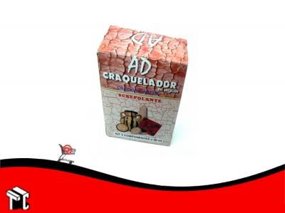 Craquelador Ad Kit 2 Componentes X 50 Ml
