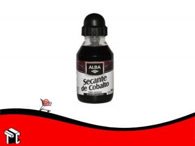 Secante De Cobalto Alba X 100 Ml