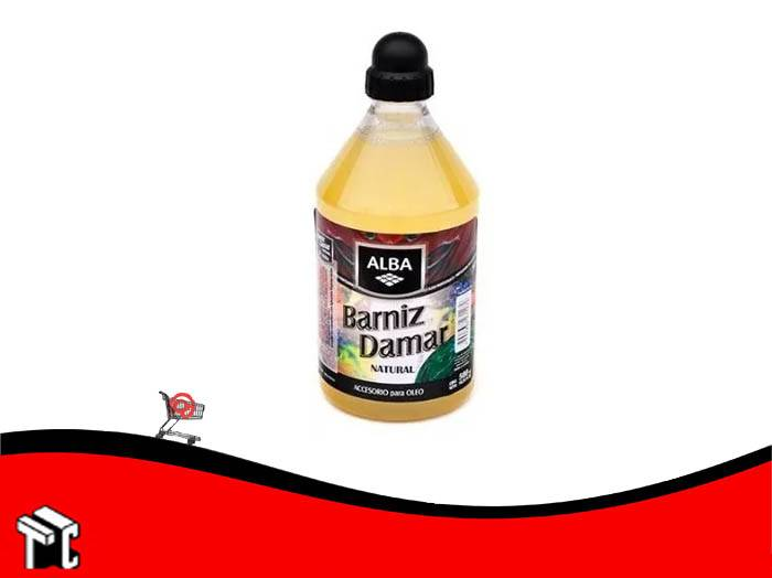 Barniz Damar Alba X100 Ml
