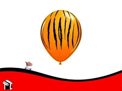 Globo Tigre X 25 Unidades